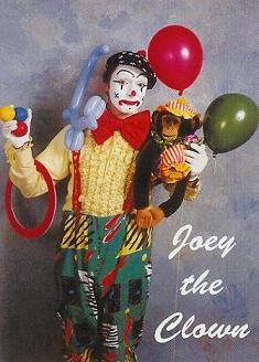 Joey the Clown